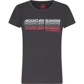 La Sportiva Mountain Running T-Shirt Women, carbon